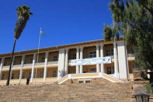 Parlament von Windhoek (c) Foto von Susanne Haun