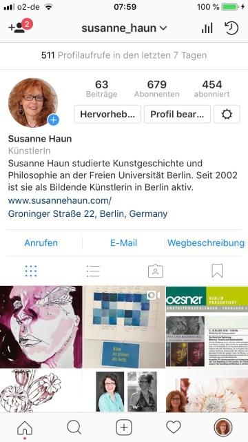 Instagram - Workshop zum Thema Digitalisierung