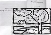 Bild 9 - Zwischen Straupitz und Laasow - Version 2 - Linolschnitt von Susanne Haun - 15 x 21 cm - 23 von 23