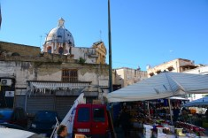 Marktag in Neapel (c) Foto von M.Fanke