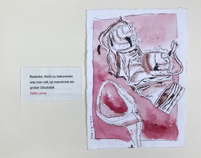 2 Deckblatt Künstlerinnen Unikatbuch für Itha Bonitz (c) Susanne Haun
