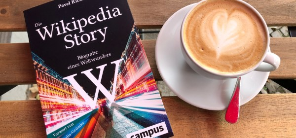 Die Wikipedia Story von Pavel Richter (c) Pavel Richter, Privat