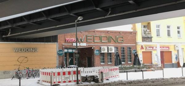 Berlin Wedding Spaziergang, Foto von Susanne Haun (c) VG Bild-Kunst, Bonn 2021