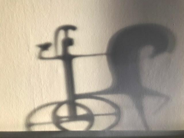 Schatten der Athena, Foto von Susanne Haun (c) VG Bild-Kunst, Bonn 2021