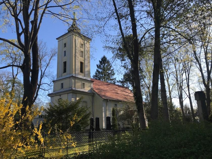 Dorfkirche Heiligensee (c) Foto von Susanne Haun
