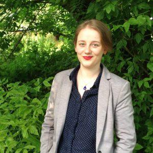 Verlegerin Nina Alice Schuchardt aus dem Eichhörnchenverlag