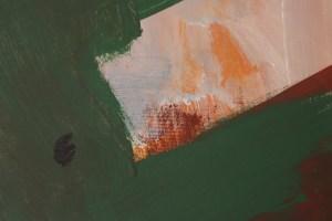 Hommage an Basquiat, Gemaelde von Susanne Haun, Atelier 2021 (c) VG Bild-Kunst, Bonn 2021