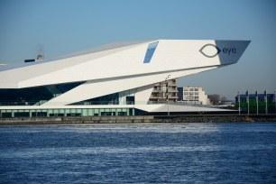 Das Eye in Amsterdam (c) Foto von M.Fanke