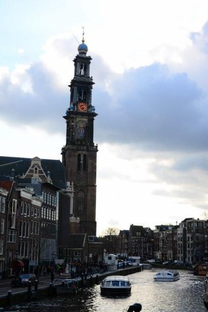 Grachtenfahrt in Amsterdam (c) Foto von M.Fanke