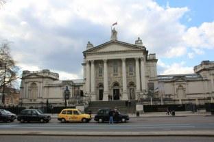 London Tate Gallery (c) Foto von Susanne Haun