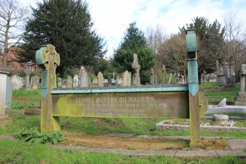 Friedhof Hampstead Heath (c) Foto von Susanne Haun