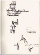 Architektur - Elemente Heydon (c) Zeichnung von Susanne Haun