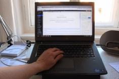 Lasst euch unkompliziert am Rechner per Blog entdecken (c) Foto von Susanne Haun