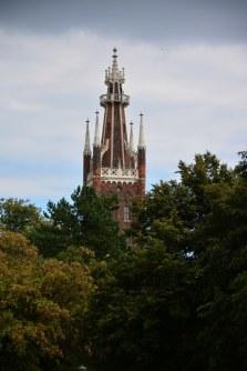 1 Kirchturm der Kirche St. Petri (c) Foto von M.Fanke