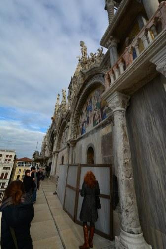 13 Terasse von San Marko in Venedig (c) Foto von M.Fanke