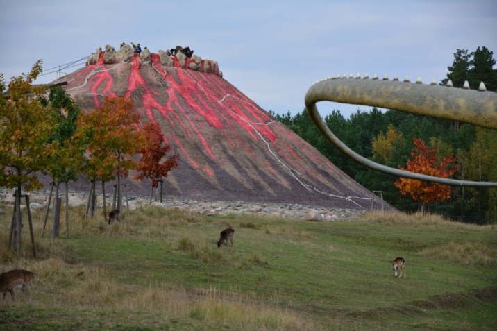 Freizeitpark Germendorf - Dinosaurier (c) Foto M.Fanke