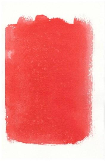 2 Schmincke Aquarellfarbe Perylenrot tief (c) Zeichnung von Susanne Haun