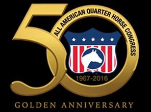 American Quarter Horse Congress Anniversary