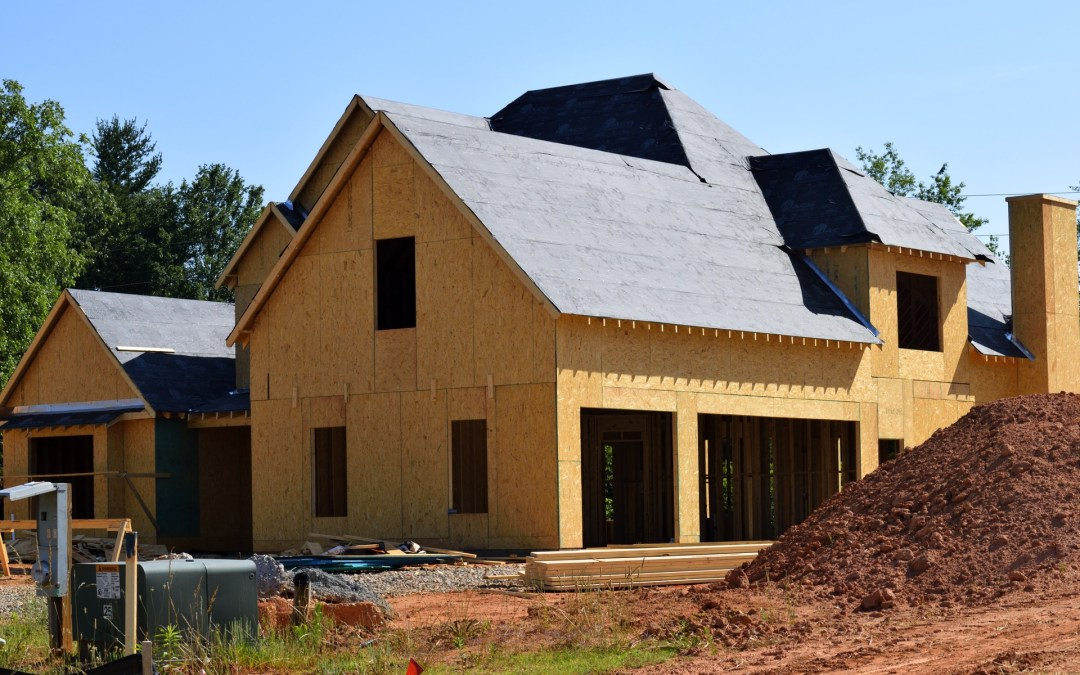 New Home Construction Surge Won't Level Largest Inventory Drop in History