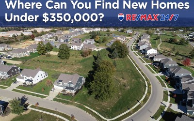 Where Can You Find New Homes Under $350,000?