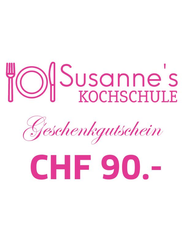 Geschenkgutschein Kochkurs Kochschule Geburtstag Firma