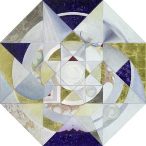 Inside  – a Hypercube