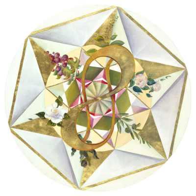 Hexagon I  Olam - Infinity