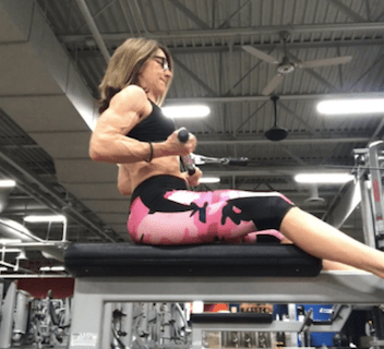 Seated Cable Rows Part 3 – Underhand grip