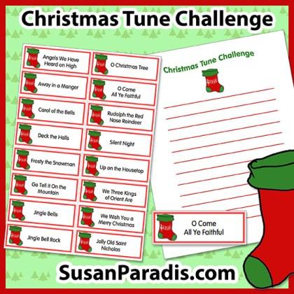 Name that Christmas Tune
