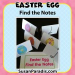 Easter Egg Find The Notes