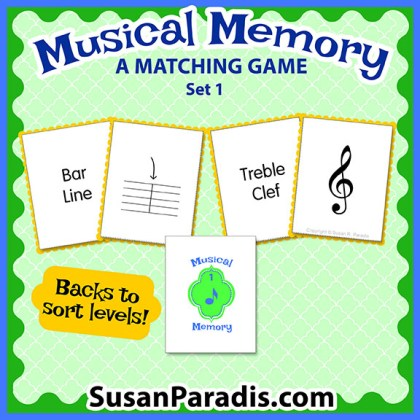 Musical Memory Set One