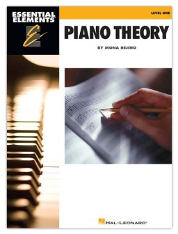 Essential Elements Piano Theory