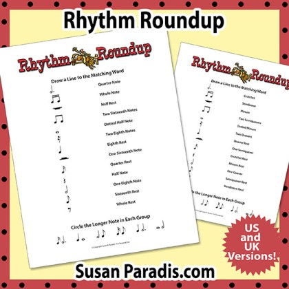 UK Rhythm Round Up