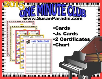 One Minute Club Pack2015