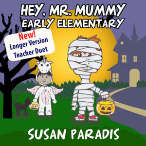 Hey, Mr Mummy
