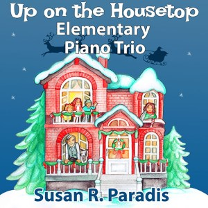 Up on the Housetop Trio