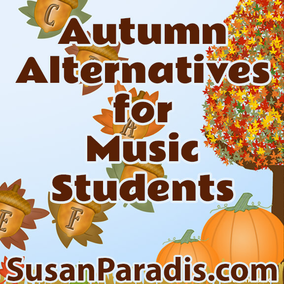 Activities and games with an autumn theme.