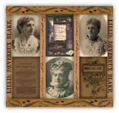 12 aug 1833   Lillie Devereux Blake