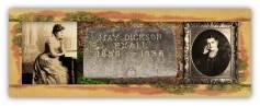 14 aug 1859   May Dickinson Exall