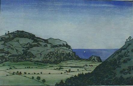 Colwell | Seaside Landscape