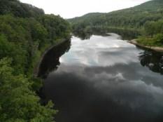 The Connecticut River at Thetford   Ravitte Kentwortz