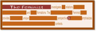 The Feminist | Susan Powers Bourne