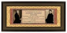 31 oct 1816 | Josephine Louise Lemonnier Newcomb