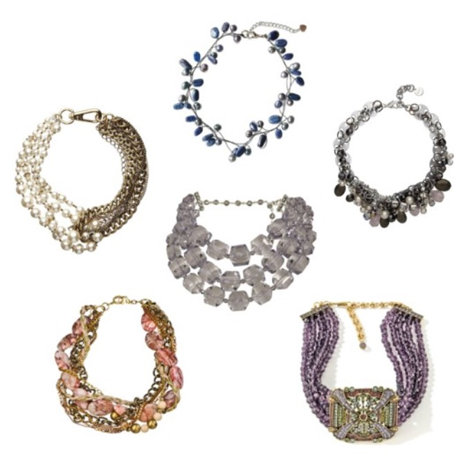 Glam Chokers: Statement Necklaces Grow Up