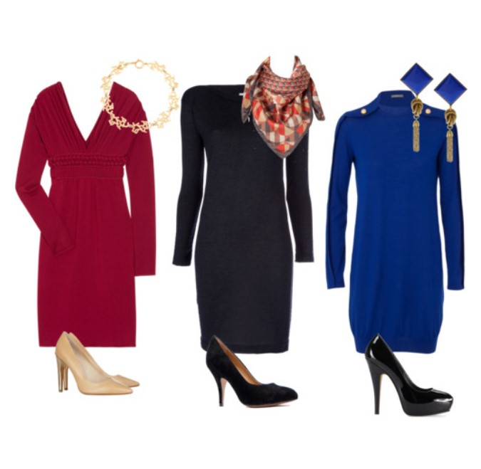 Sweater Dresses: Easy Dressing for Hectic Mornings