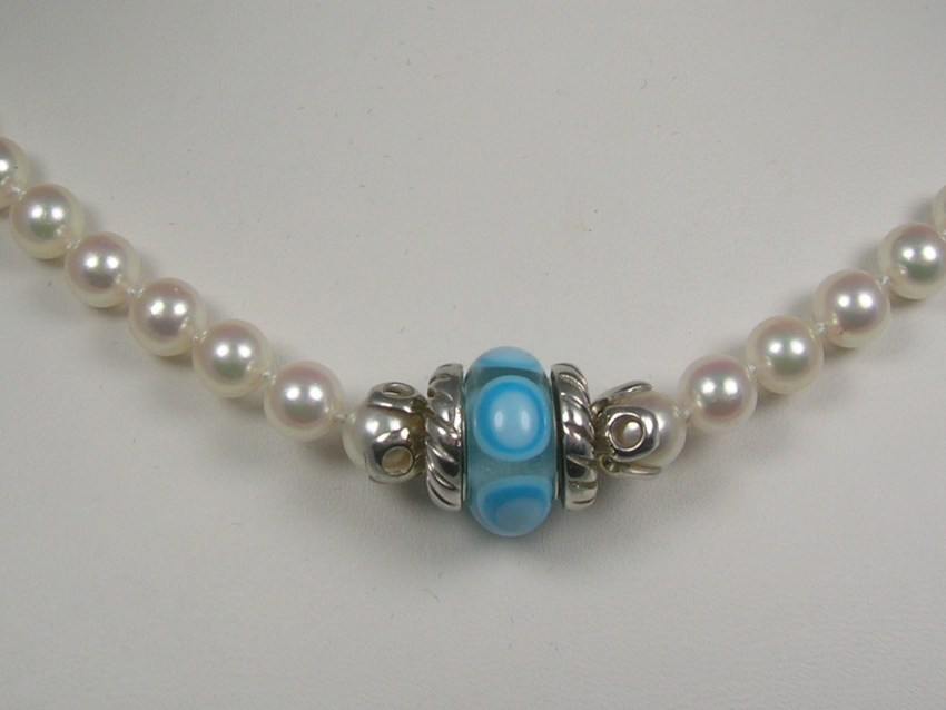 Interchangeable Pearl Bead Clasp Giveaway