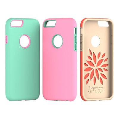 iPhone case trio: The interchangeable iSpecle iPhone 6 phone case is available in a rainbow of summery, ice cream colors!