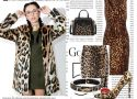 Leopard print for fall 2016
