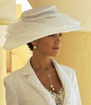 Easter Hats offer a return to elegance!