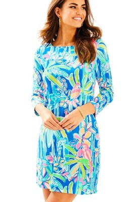 Lilly Pulitzer Shift Dress? it MUST be Spring!